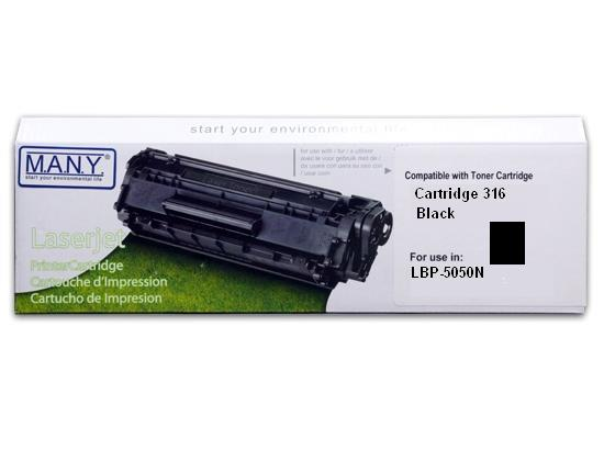 Cartridge 301 Black Remanufactured toner
