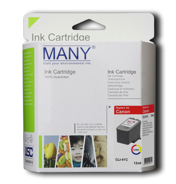CL41 Color Compatible Ink