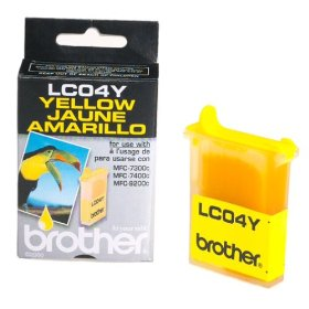 LC04Y Yellow Original Ink Cartridge