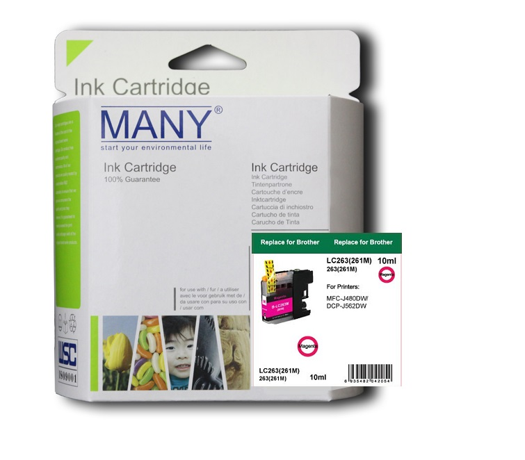 LC263BK Magenta Compatible Ink Cartridge